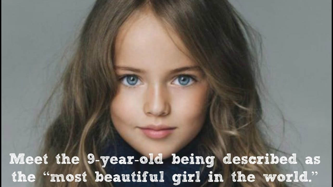 kristina pimenova is �the most beautiful girl in the world
