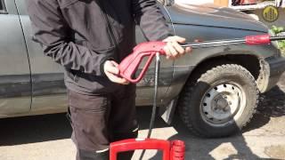 Мийка високого тиску ЗУБР ЗАВД 2000