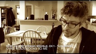 Moby Dick By Herman Melville Chapter 1 Loomings Chris Reads Books To Me