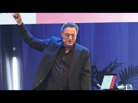 Futurist Keynote by Gerd Leonhard BeyondHR 2018: the end of 'HR as usual' –  the next 5 years