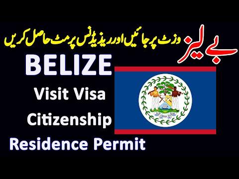Visit Belize and Get Residence Permit | Belize Citizenship | Belize Visa Easy