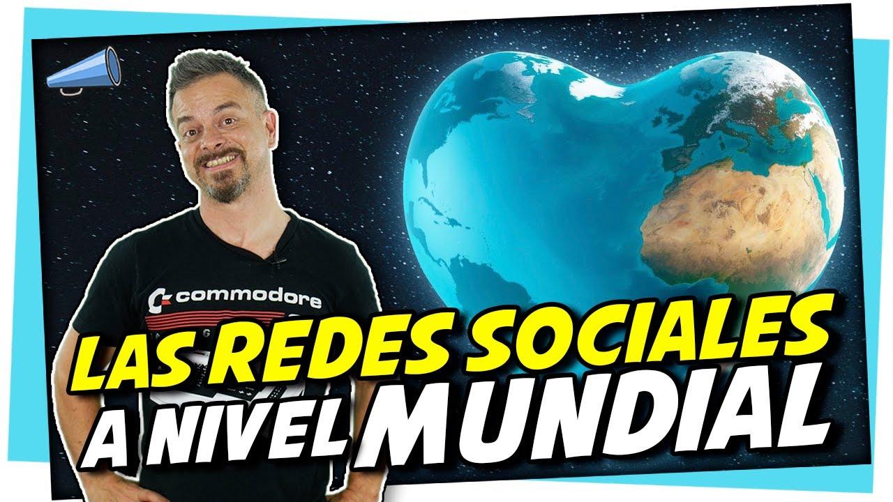 🌐 DATOS CURIOSOS para el DÍA MUNDIAL de las REDES SOCIALES + SORTEO