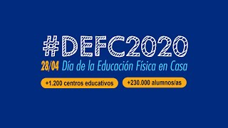 #DEFC2020, el mayor evento educativo del confinamiento