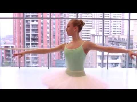 Ballet Dance Training | Pointe Shoes dance | National Ballet School of Canada