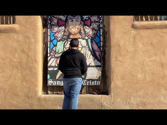Taos is Art - Student Film from We Make Movies Smartphone Studio Taos Workshop