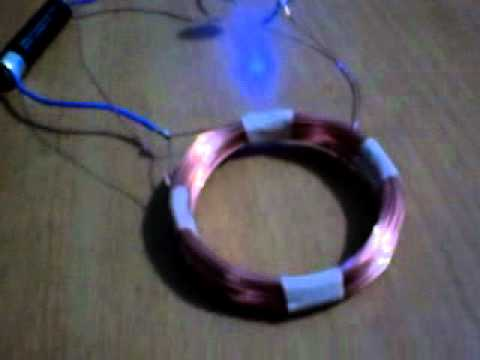 Joule Thief Without The Ferrite Toroid Funnycat Tv