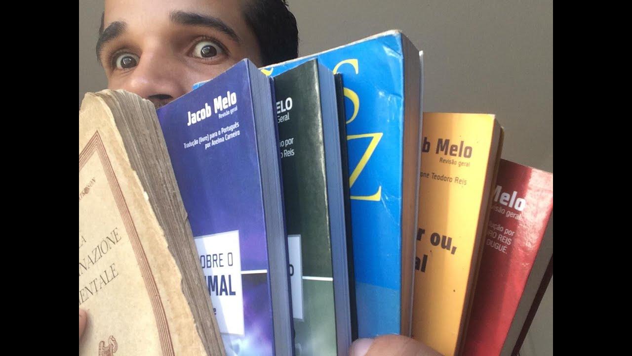 Um tour sobre os principais livros sobre o Magnetismo Animal