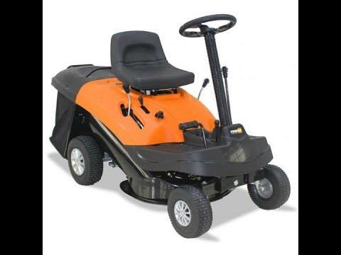 Feider FRT-7550M Ride-On Lawnmower