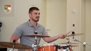 Schlagzeug - Instrumenten-Karussell