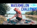EXPLODING WATERMELON CHALLENGE!!