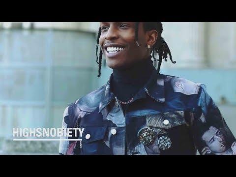 10 of A$AP Rocky's Most Fashion Killa Fits