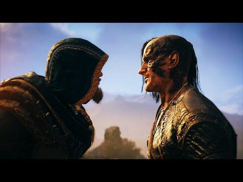 Les alliances de Assassin's Creed Valhalla / Le film complet en francais