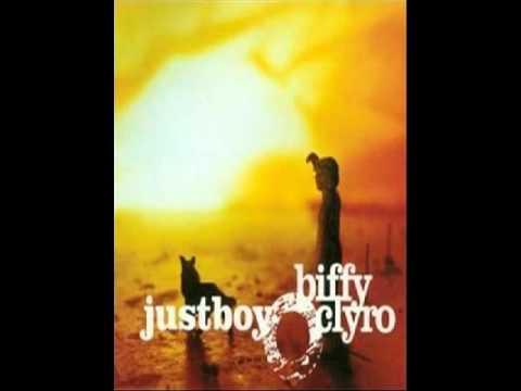 Biffy Clyro - Justboy (Lyrics) Original Version