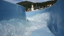 Sport- und Kongresszentrum Seefeld - Wildwasser-Rutsche Onride