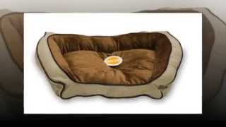 The K & H Bolster Couch Pet Bed