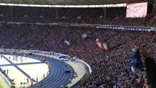 Sha la la la la la la  Hertha BSC