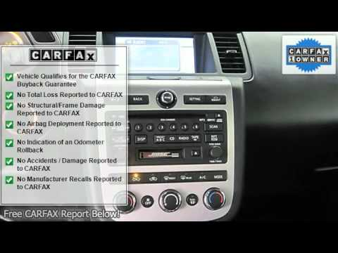 2006 Nissan Murano Axelrod Buick Gmc Parma Oh 44129