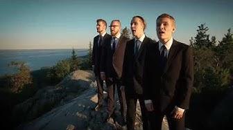 Finlandia-Hymni Kolin maisemissa