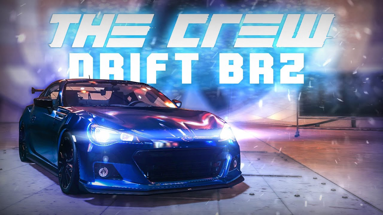 Subaru BRZ DRIFT SPEC │The Crew WILD RUN PC BETA (1080p ...