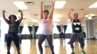 One Shot // Robin Thicke Ft. Juicy J // Zumba Dance Fitness