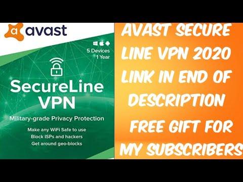 Avast Secureline VPN License Key 2020 | Security & Privacy ...