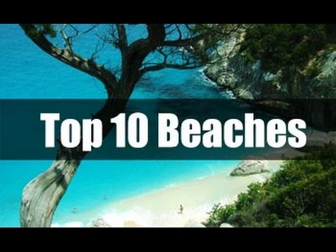 TOP 10 Beaches of Sardinia (Italy)