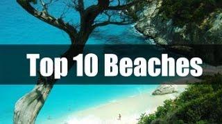 TOP 10 Beaches of Sardinia (Italy) Part 1👍