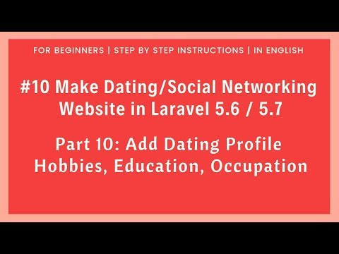 dating website statements