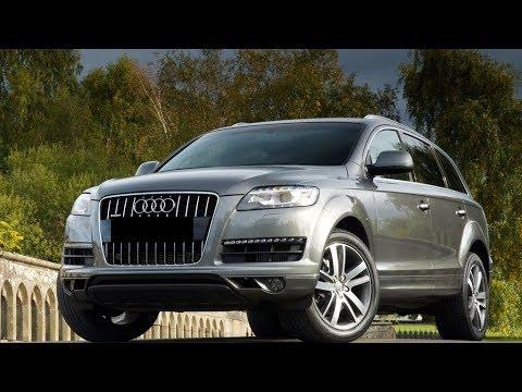 Ауди Кью 7 слабые места | Недостатки и болячки б/у Audi Q7