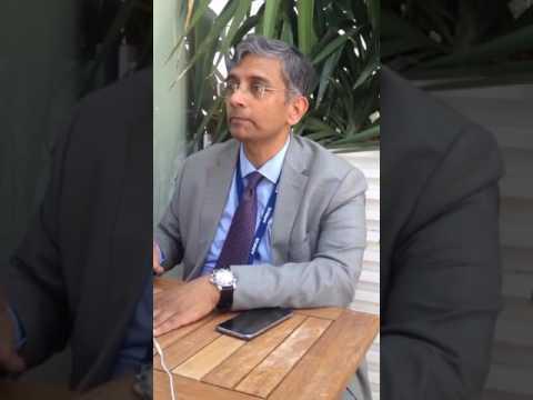 Dr. Srinivasan Dwarkanath, President, Airbus Division in India - Part 2