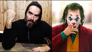 Why has JOKER touched a nerve? | Russell Brand Video
