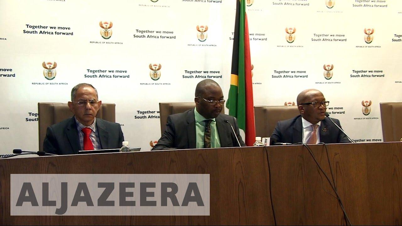 South Africa set to quit International Criminal Court