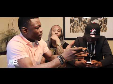 Davido, Shina Ranbo, and B Red interview with ola tj....