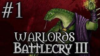 Warlords Battlecry III [PL] #1 |  Podzielona wyspa