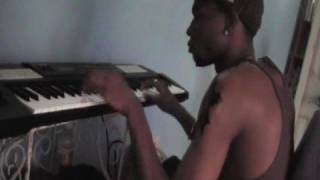 Work Out Riddim & Unfinished Business Riddim On Piano By Jed