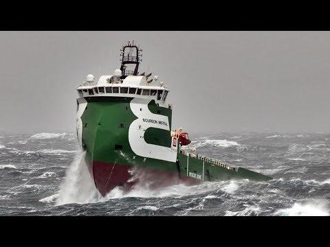 Ulstein X-Bow Ships: