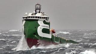 Ulstein X-Bow Ships: Revolutionary Ship Design