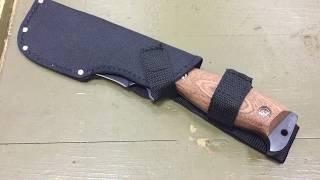 Нож НОКС Белый медведь У (671-610329)