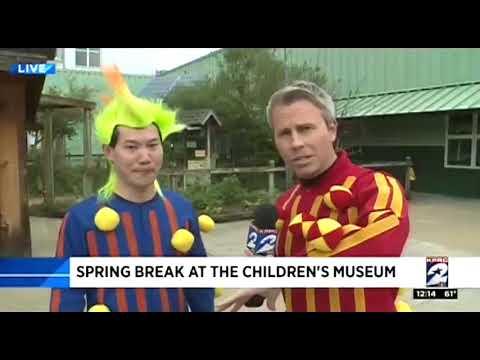 Xtreme Spring Break at Children's Museum of Houston