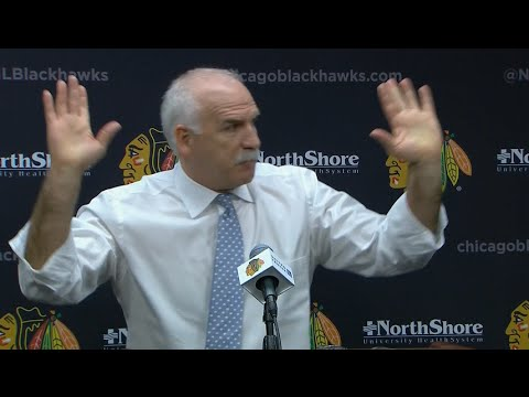 Coach Q is NOT pleased - No goal + funny interview