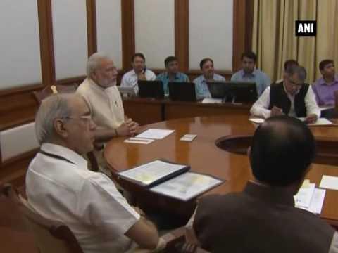 PM Modi reviews progress of schemes at 15th PRAGATI interaction - ANI News