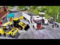 Farming simulator 2017 -  ROAD WORKS