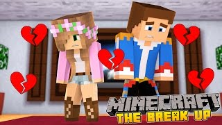 Minecraft- LITTLE KELLY & LITTLE DONNY BREAK UP!