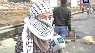 الضفة الغربية .. مواجهات عنيفة بين الفلسطينيين والاحتلال