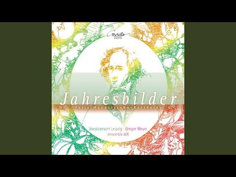 Lieder, Op. 59: No. 6, Jagdlied, MWV F22