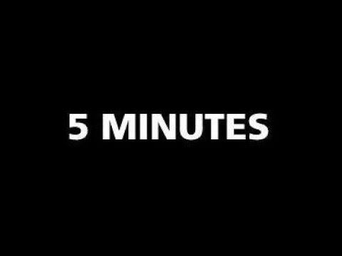 5 minute timer 10 minute timer sped up 2xfast youtube