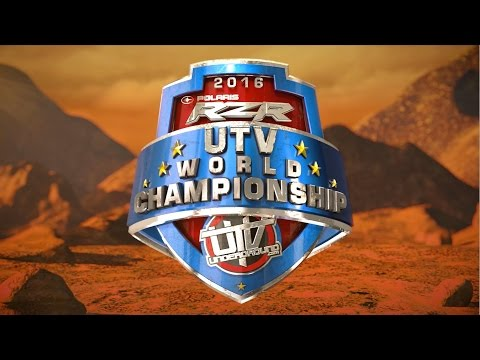 2016 Polaris RZR UTV World Championship powered by Monster Energy Television Show