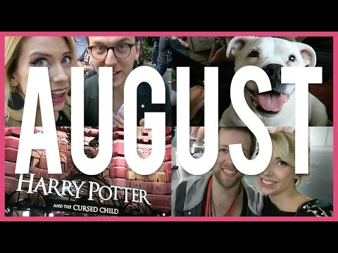 AUGUST | Time of The Month 2016