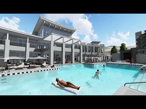 Rockpoint Apartments Project Animation - Bluffdale, Utah