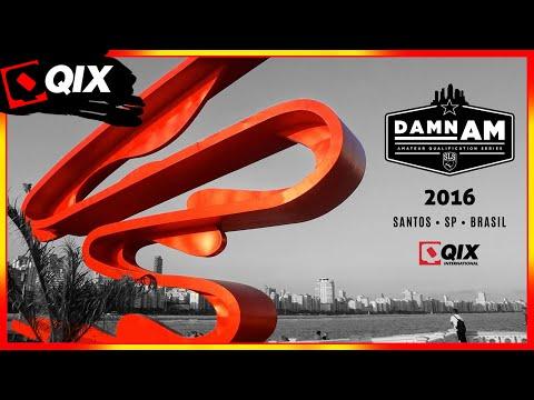 Damn Am Brasil 2016 - Full Vídeo + Bônus